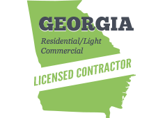 Georgia Licensed Contractor Residential/Light Commercial