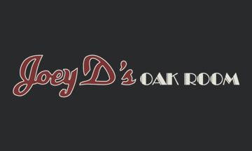 Joey D's Oak Room Logo