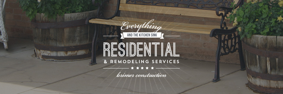 Residential & Remodeling Services