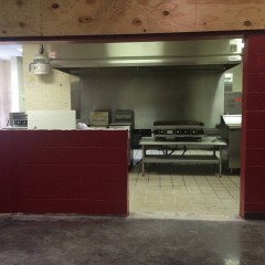 Suwanee Sports Academy Cafe Before
